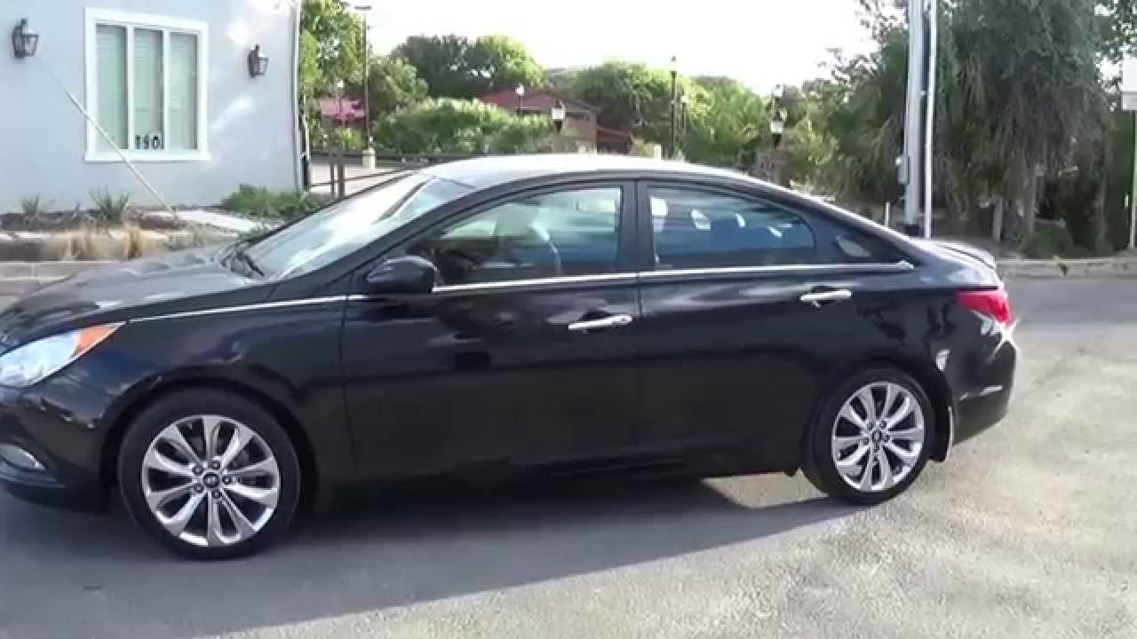 gls sonata view sale for clayton hyundai in black