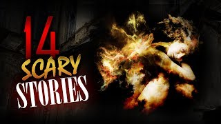 14 Scary Stories - Long Horror Compilation