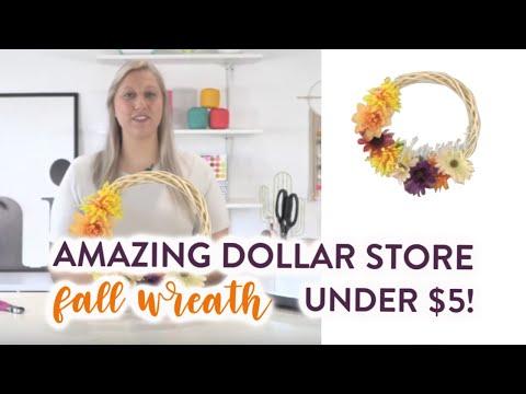 amazing-dollar-store-fall-wreath-under-$5!