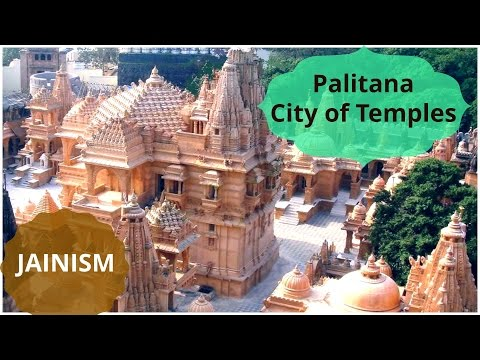 Palitana temple- Three Thousand Eight Hundred Steps