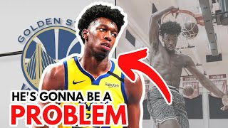 They Should've NEVER LET The Warriors Draft James Wiseman