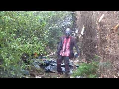 Zombie Gangnam Style Dance (HD)