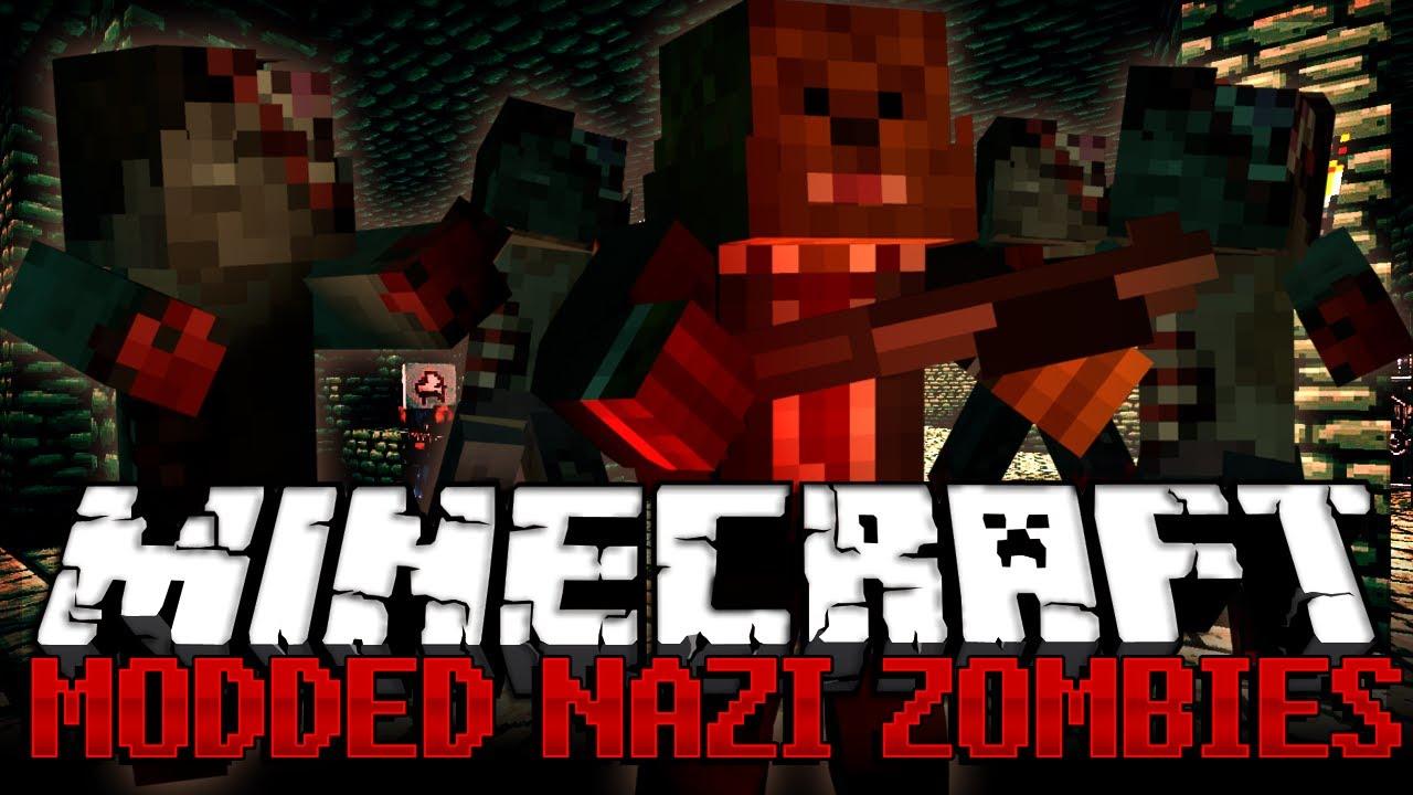 nazi zombie minecraft server 9.9.9 -