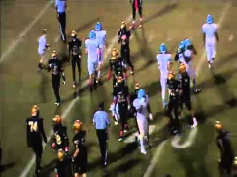 Burns at Shelby - Part 2 - 2013 Football