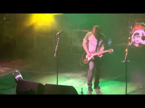 The Gaslight Anthem  Angry Johnny & The Radio Extended Becks Version live Berlin
