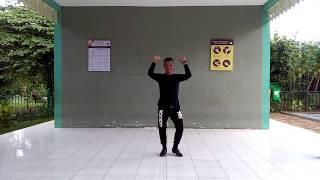 Kau Tercipta Bukan Untukku - Line Dance | Nella Kharisma | Choreo By M2k