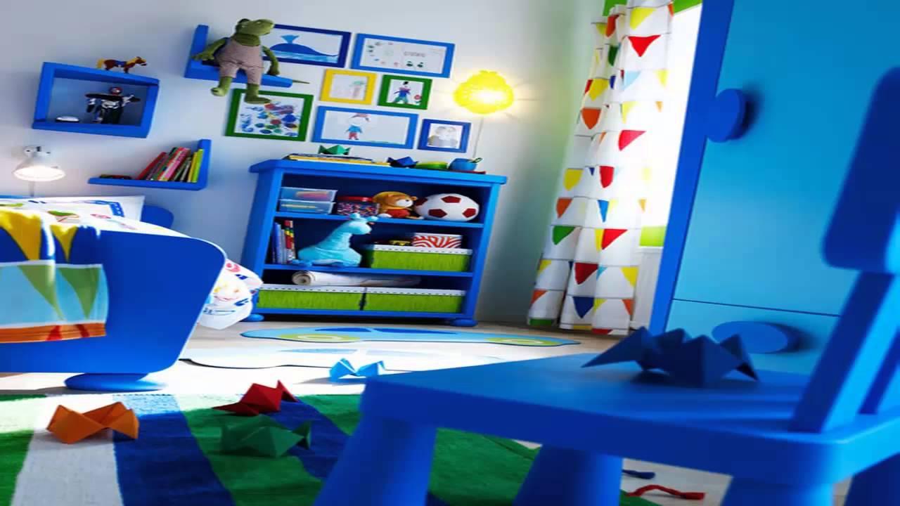 غرف نوم اطفال جديدة من ايكيا       YouTube