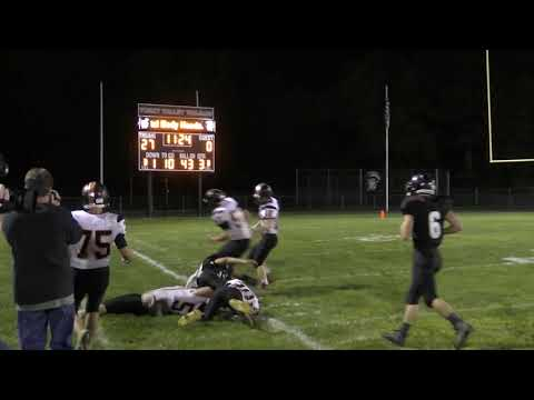 Football: Tusky Valley vs. Newcomerstown