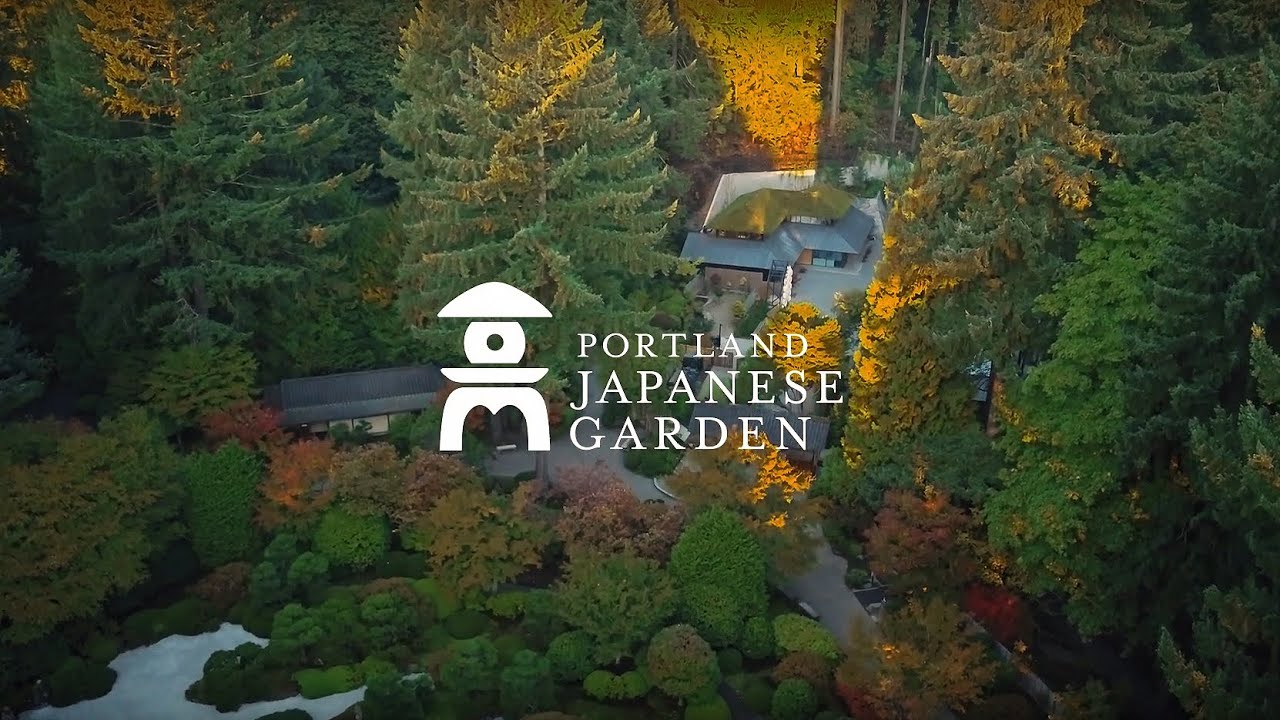 Come To Understand Welcome To Portland Japanese Garden Youtube