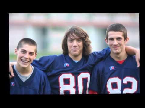 High School Sports Slideshow Sample