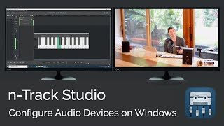 how to Configure Audio Drivers on Windows (Wasapi, ASIO, WDM, WaveRT & MME)  n-Track Studio