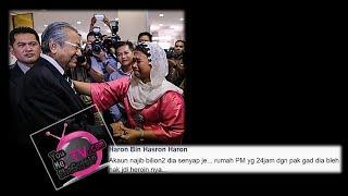 """""""Tun Kenapa Zalim Sangat..?"""" - Bekas Wanita UMNO Amuk Tun M, Sindir Amar Singh"""
