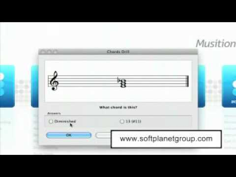 Musition 4 - Theory Music Software UK Price | SOFTPLANET LTD