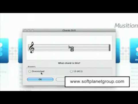 Musition 4 - Theory Music Software UK Price | SOFTPLANET LTD