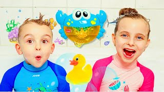Bath Song - kids songs from Fursiki Show