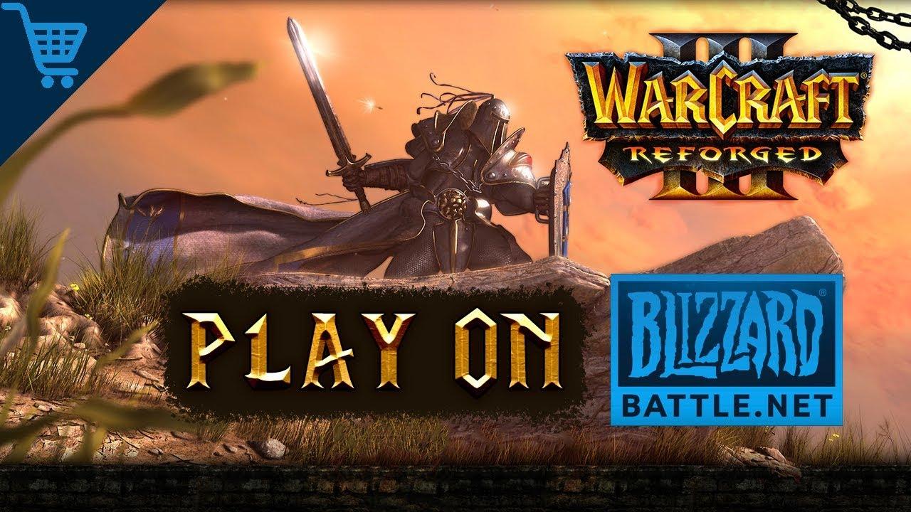 HƯỚNG DẪN CÁCH CHƠI WARCRAFT 3 trên Battle.net và mua bản REFORGED | Mad Tigerrr