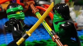 LEGO NINJAGO THE MOVIE PART 21 - DAWN OF DARKNESS