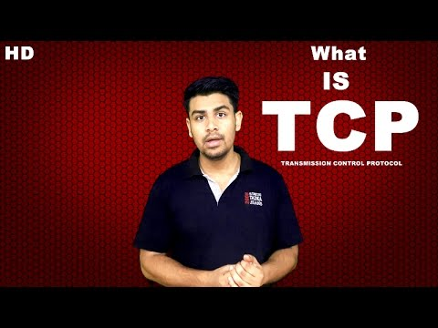 What is Transmission Control Protocol (TCP) (In Hindi)