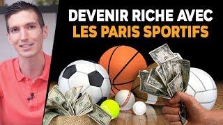 Peut-on devenir RICHE grâce aux PARIS SPORTIFS ?