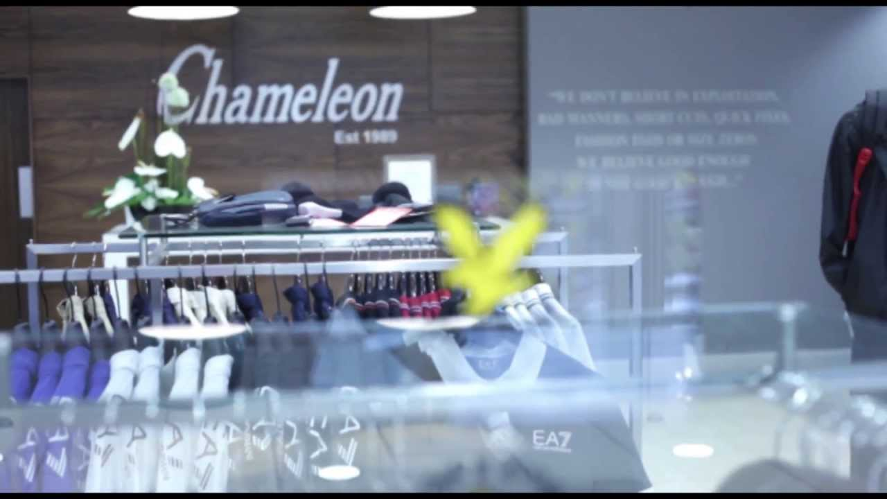 af8b43c2 Chameleon Menswear Shop - YouTube