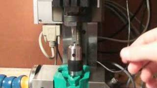 Z-axis electronic Height Gauge tutorial for TAIG CNC Benchtop Mill Milling Machine