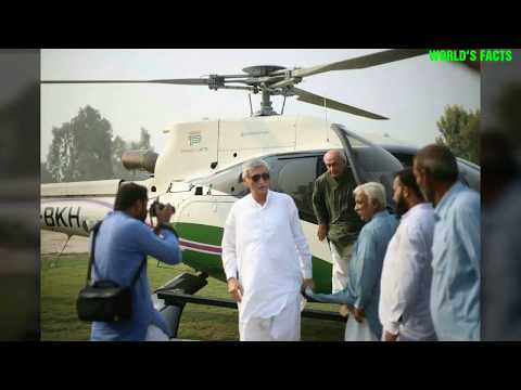 Lifestyle of Jahangir Tareen Pakistani politician Lodhran Punjab