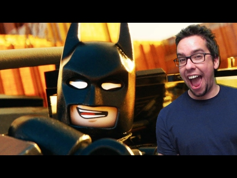 The LEGO Batman Movie Remains Number One - Box Office