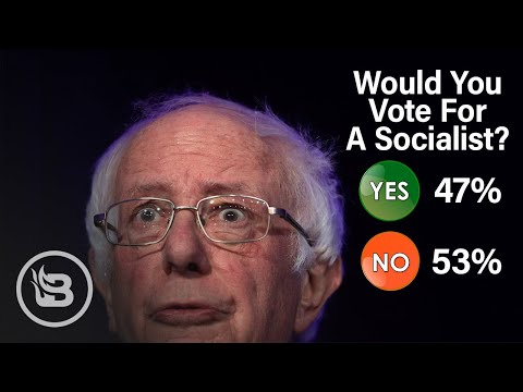 Almost Half of Americans Say They Would Vote for a Socialist | Pat Gray Unleashed