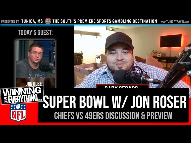 WCE: Super Bowl 54 Preview with Jon Roser