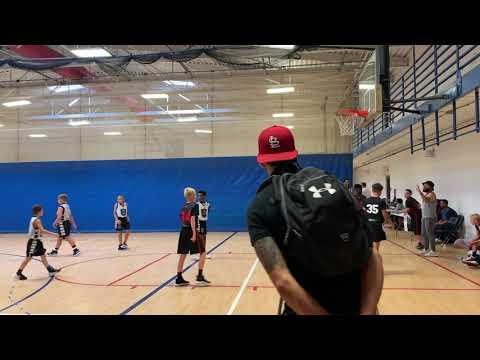 BHA Academy vs NBLB 7/7/19 2nd Half