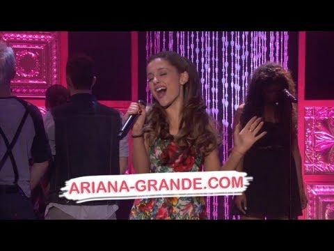 Ariana Grande - The Way ft. Mac Miller (The Ellen Degeneres Show)