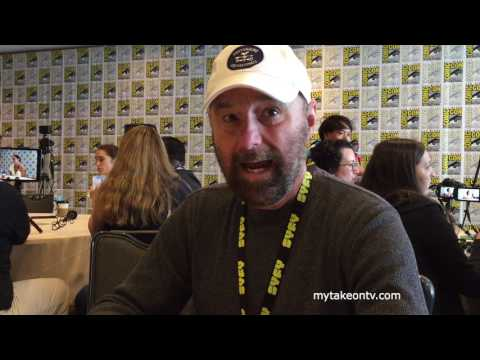 SDCC 2017: WYNONNA EARP's comic creator Beau Smith on what it's like to see his creation on screen