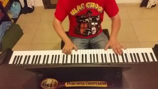 Любите Девушки простых романтиков Валерий Сюткин группа Браво пианино кавер