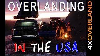 Baixar OVERLANDING IN THE USA, Report 2. Washington to Oregon   4xOverland