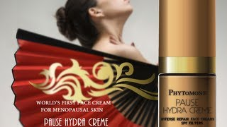 Menopause face cream - Worlds First Face Cream for Menopausal Skin Thumbnail