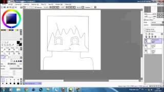 Обучение в программе Paint Tool SAI