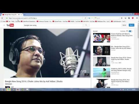 How To Download YouTube Videos | Using Firefox