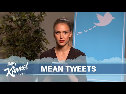 Thumbnail: Celebrities Read Mean Tweets #4