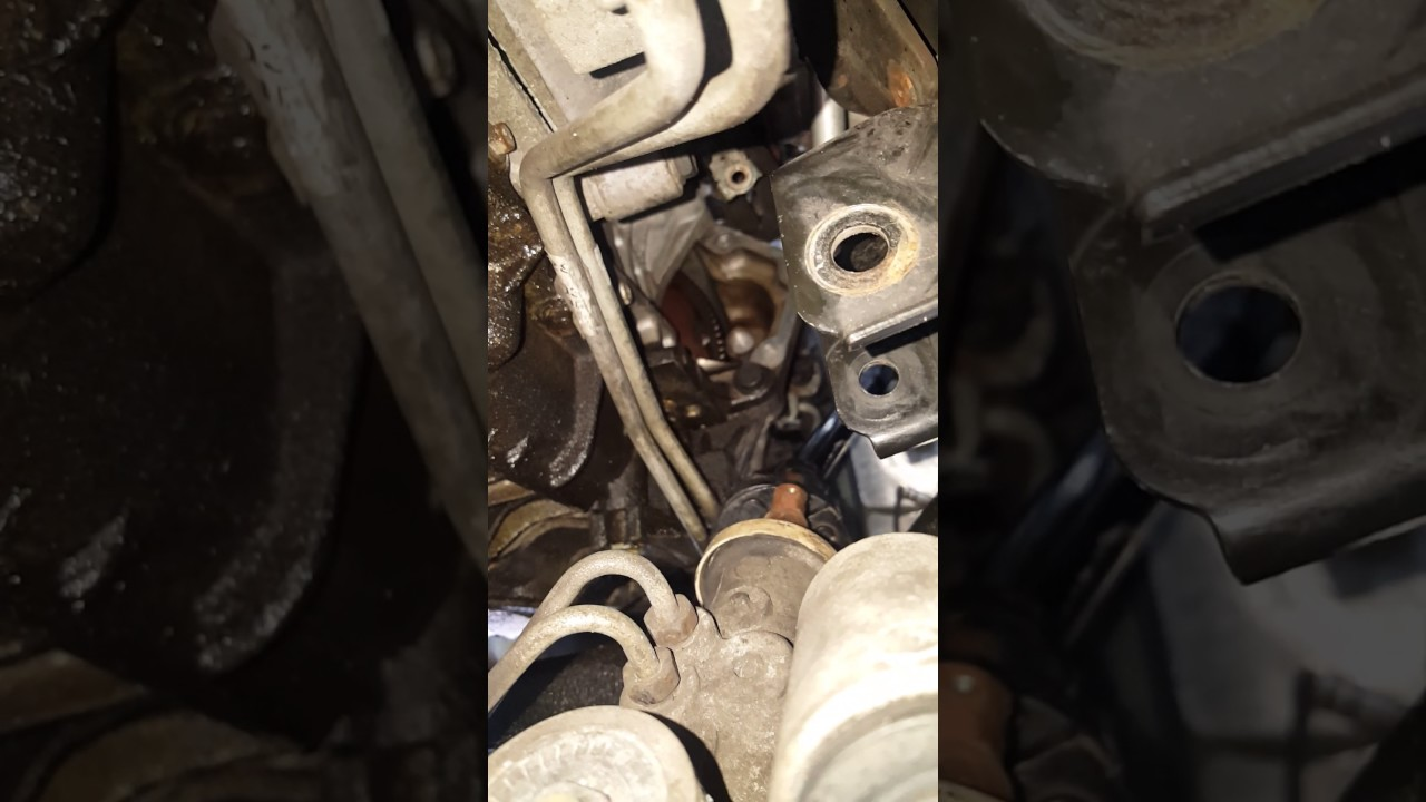 medium resolution of 2009 dodge charger starter removal quick