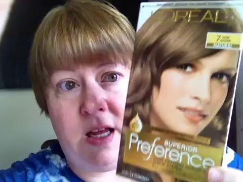 L oreal excellence 7 review