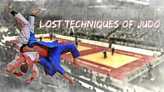 Lost Techniques of Judo