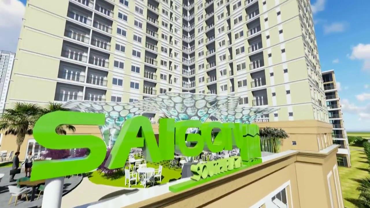 Saigon South Plaza quận 7 – Tuyệt phẩm kiến trúc phù hợp với nhiều tầng lớp dân cư. 3