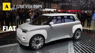 Fiat Centoventi al Salone di Ginevra 2019 | Anticipa la nuova Panda [ENGLISH SUB] thumbnail