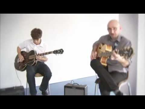Guitar cover Ornithology - Charlie Parker