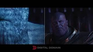 Digital Domain's Masquerade - Avengers: Endgame