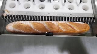 바케트빵 슬라이스