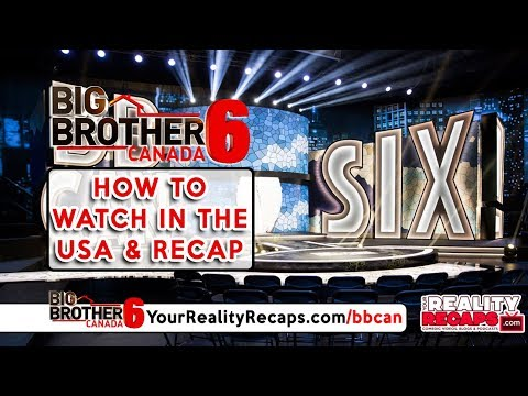 #BBCAN6: HOW TO WATCH IN USA & Post Eviction Recap