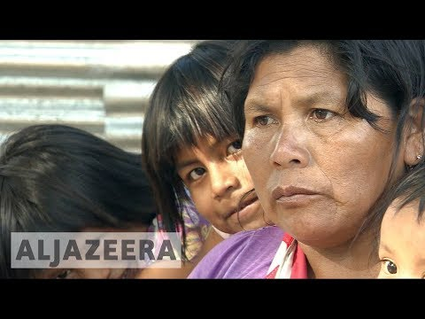 Argentina: indigenous people fighting for their lands