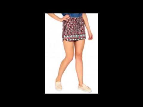 Модные женские шорты в этом сезоне, какие купить шорты женские - шорты женские фото