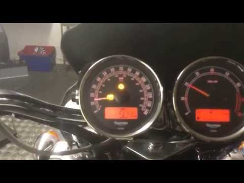 TTS Supercharged Triumph Rocket 3 With Big Header Pipes